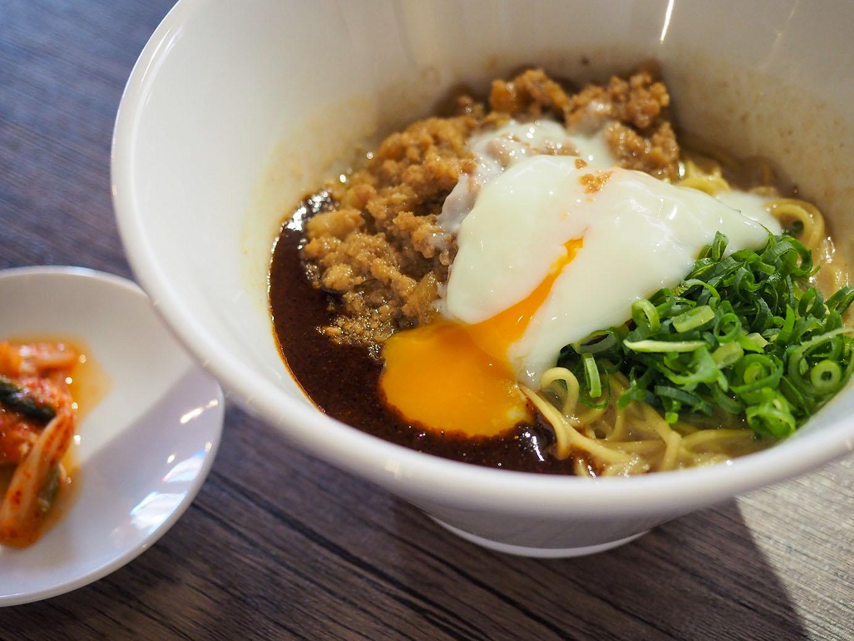 吉見製麺所のタレラーメン